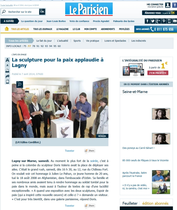 2eme article le parisien