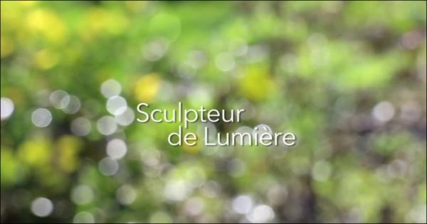 sculpteur de lumière